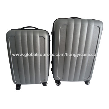 Fashion design PC luggage with trolley