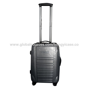 Fashionable ABS luggage trolley