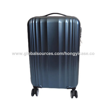 Flight polycarbonate carry-on luggage