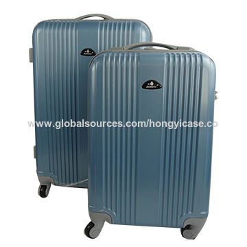 Hard-side ABS baggage with trolley