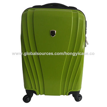 High quality hard trolley ABS suitcase