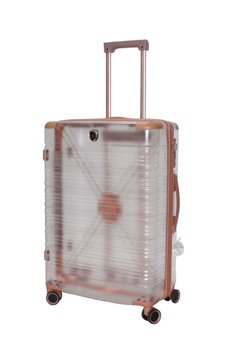 HY18027 TRANSPARENT LUGGAGE