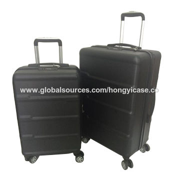 New style hardside trolley case, made of ABS