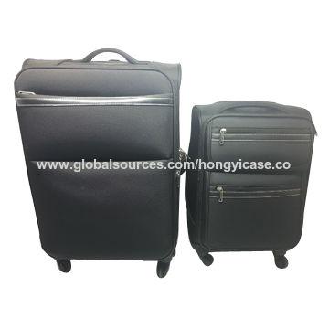 OEM 20/24/28 3-piece EVA luggage set 4 wheels