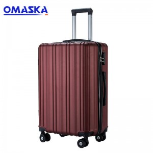 [Copy] OMASKA 2020 LUGGAGE FACTORY NEW Abs Luggage Sets Factories