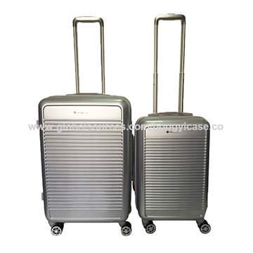 PC suitcase luggage with trolley