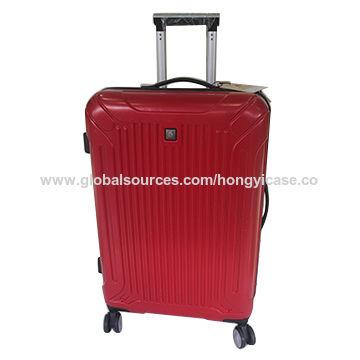PC travel hardside lightweight luggage