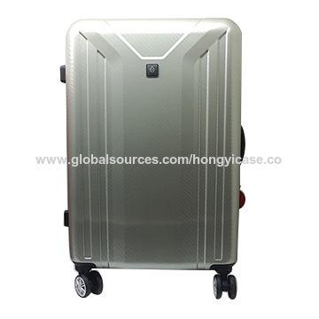 Polycarbonate trolley case set