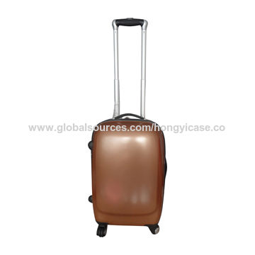 Pure PC trolley luggage