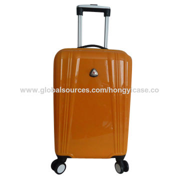 Pure PC trolley suitcase luggage