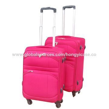 Soft light Polyester luggage