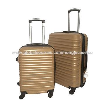 Travel ABS PC luggage set