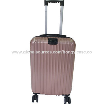 Wholesale 20/24/28 inches ABS trolley luggage