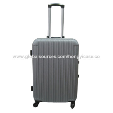 Wholesale ABS luggage trolley, 4 wheels