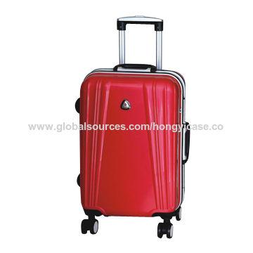 Wholesale China PC Travel Luggage Case