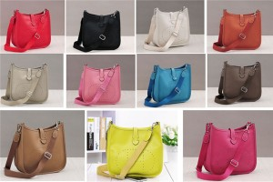 Leather Shoulder Bags Handbags Women Fashion Designer Shoulder Bags Dropship