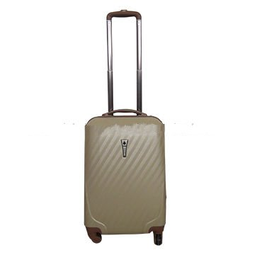 ABS luggage with trolley