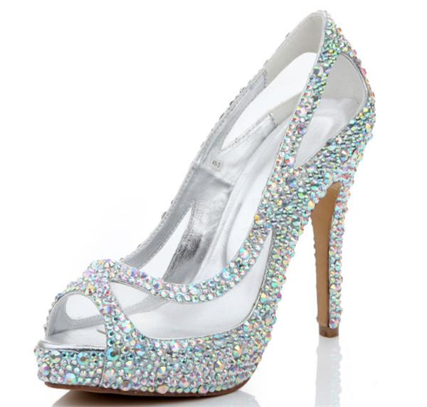 Famous Brand High Heel Sandals