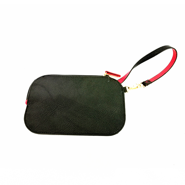 Color blocking Open Handbag single shoulder bag/bucket bag