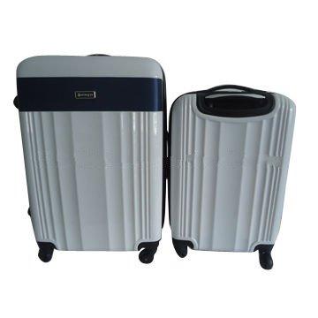 ABS film hardside luggage sets