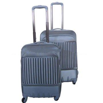 ABS/EVA luggage case set
