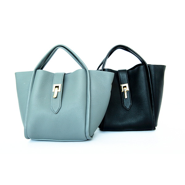 Popular simple tot mother handbag/ shoulder bag