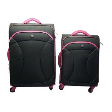 20/24/28 inches 3pcs soft lightest 8-wheel luggage set