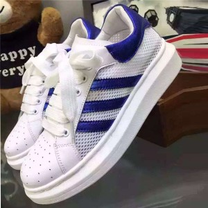 Women Breathable Pounching Couple Sneakers