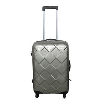 ABS PC trolley luggage for travelling