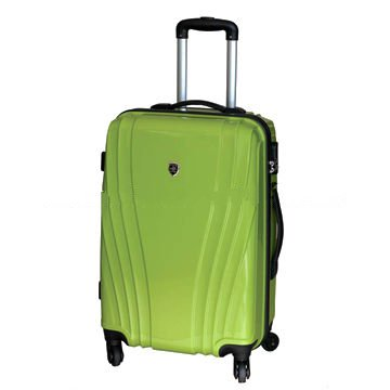 ABS spinner carry-on luggage