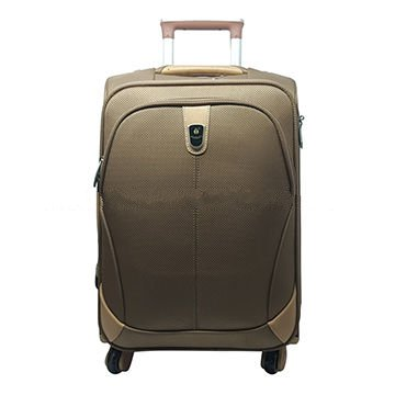 4-spinner wheels EVA softside luggage Featured Image