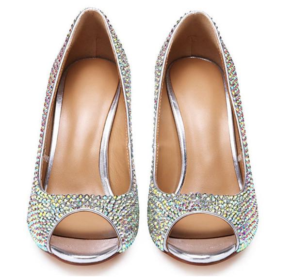 OEM Women High Heel Famous Brand Designer Shoes