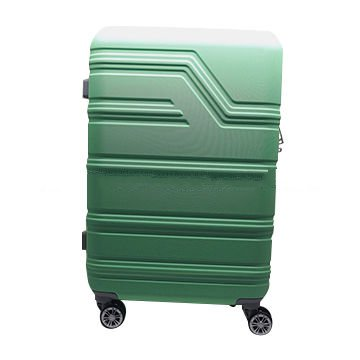 ABS hardside spinner suitcase
