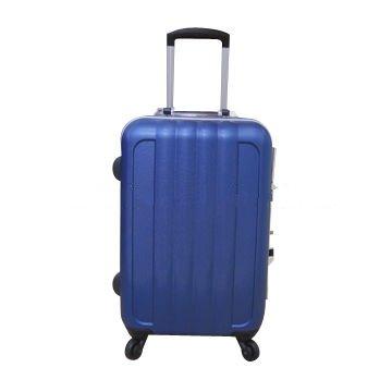 100% polycarbonate travel suitcase set