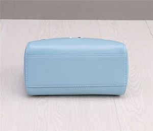 Famous Brand Flower Embroidery Leather Bags Handbags Women Long Strap Messager Bag