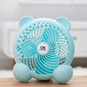 Desktop usb fan mini mute student dormitory bedside fan desk fan small desk fan wholesale