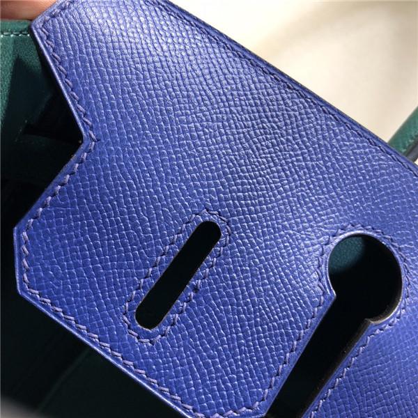 OEM Epsom Leather Purses Handbags Lady Yellow Palm print Bags Handbag 30cm 35cm