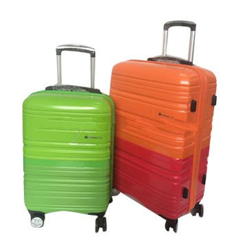 4 wheels ABS trolley cases