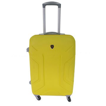 ABS+PC hardside spinner suitcase